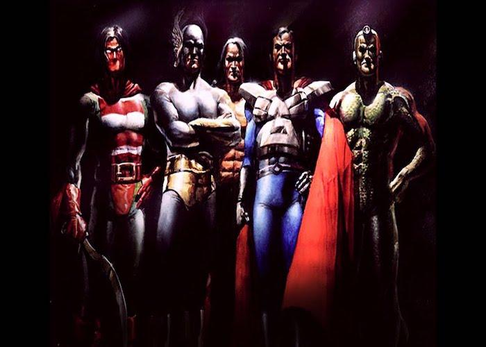 superhero indonesia