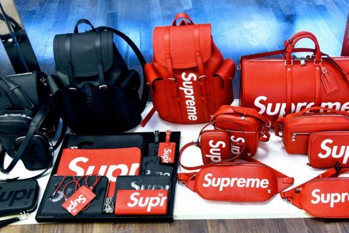 produk supreme selalu dibuat dalam jumlah terbatas