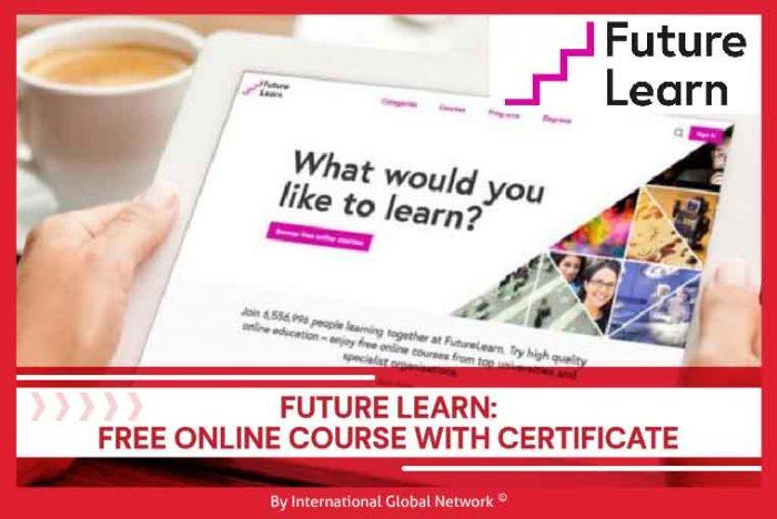 future learn free courses